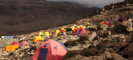 7 Days, Mt Kilimanjaro - Umbwe Route