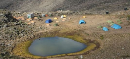 7 Days Mt Kilimanjaro - Rongai Route