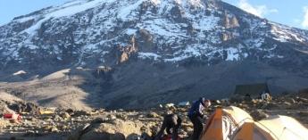 12 days Kilimanjaro trekking