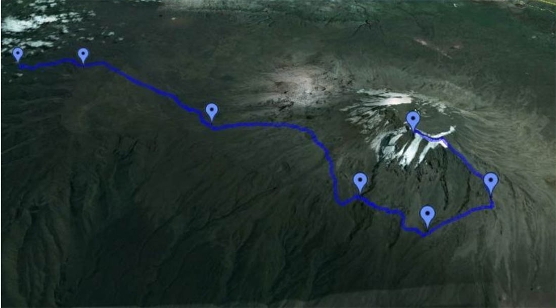 Tanzania safari and Kilimanjaro Climbing